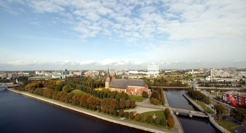 Lithuania is getting ready to annex Russia's Kaliningrad region, according to hackers who got into the system of the Lithuanian Armed Forces.