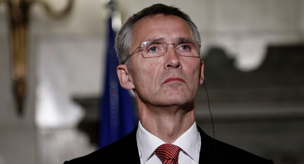 NATO Secretary General Jens Stoltenberg said that Ukraine can only submit an application for joining NATO after it conducts all the necessary reforms.