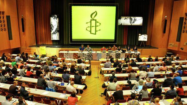 Amnesty International urged European countries to admit their participation in CIA secret counter-terrorism operations - Sputnik International