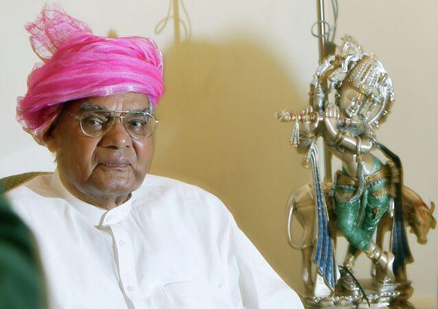 Former Indian Prime Minister Atal Bihari Vajpayee