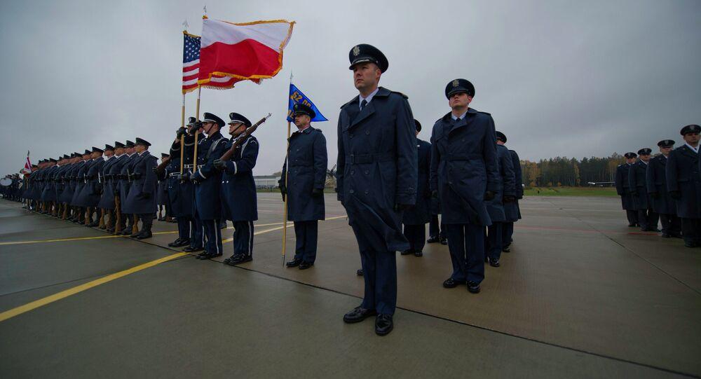 Lask Air Base, Poland