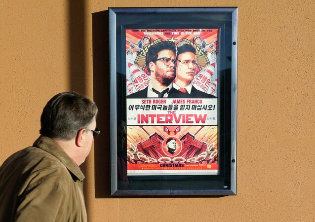 FBI spokesman said that the FBI is maintaining contact with local theaters planning to show the controversial comedy The Interview