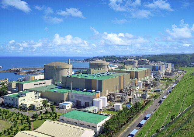 Korea Wolsong Nuclear Power Plant