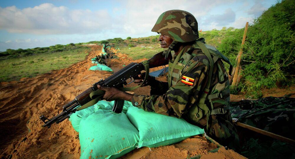 AMISOM Troops on Mogadishu's Frontline