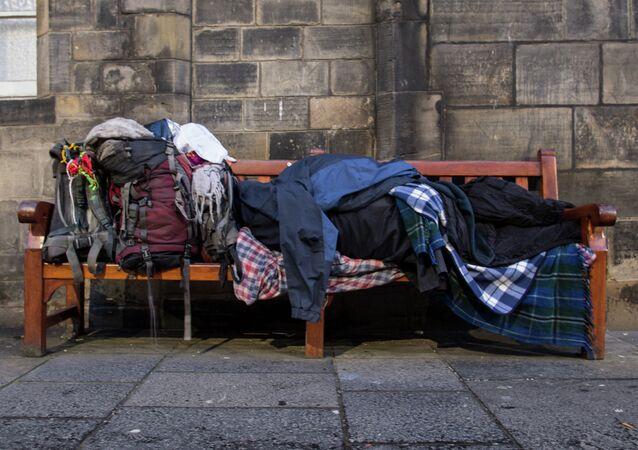 Homeless Edinburgh