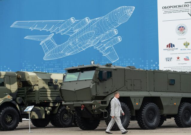Russia Shows Off World-Leading Security Bots for Missile Bases