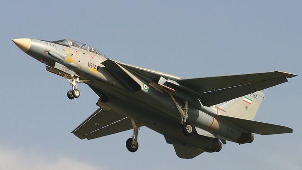 Iranian Air Force Grumman F-14A Tomcat - Sputnik International