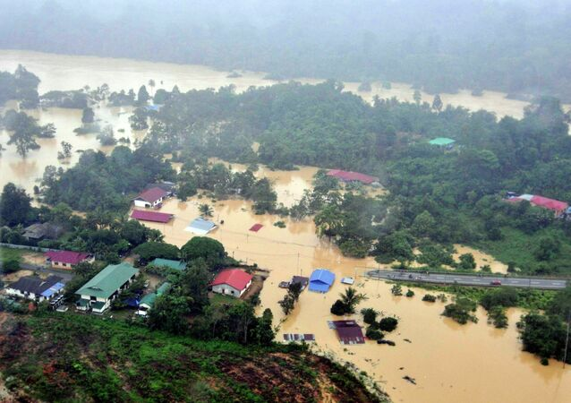 More than 160,000 people in Malaysia have been forced to evacuate and five have been killed as the country is facing the worst flood in a decade, Sky News reported on Saturday citing local media.