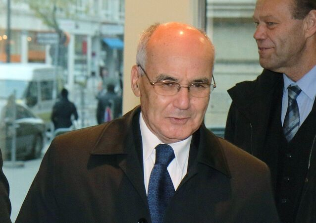 Algeria's Minister of Energy Youcef Yousfi