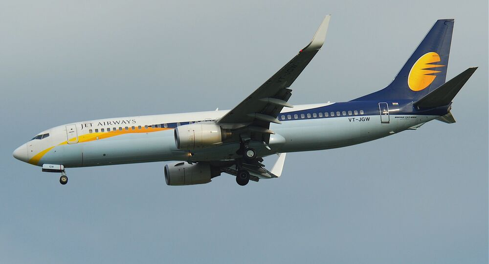 Jet Airways Boeing 737-800