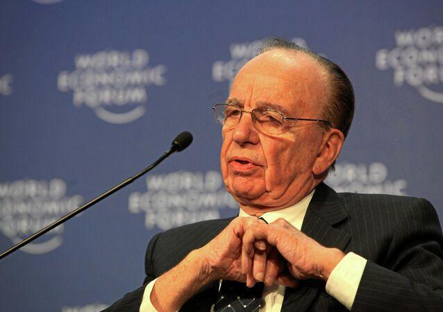 Rupert Murdoch - World Economic Forum Annual Meeting Davos 2009