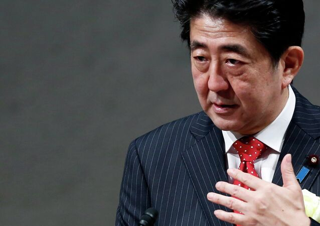 Japan will take all diplomatic measures necessary for the release of its two citizens held by the Islamic State (IS), Japanese Prime Minister Shinzo Abe said Wednesday.