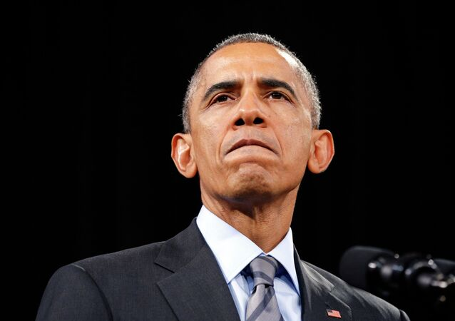 U.S. President Barack Obama said that the racial issues in the United States are not new