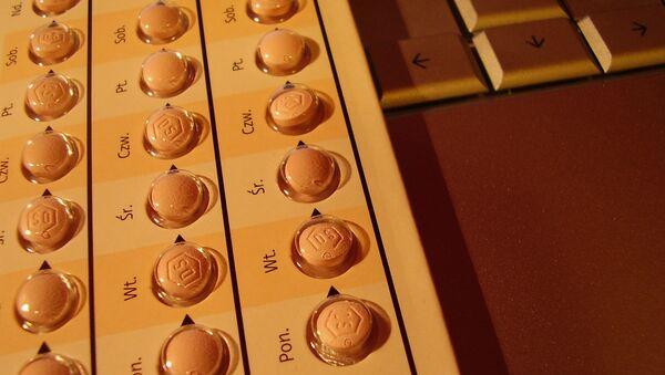 Contraceptive pills - Sputnik International