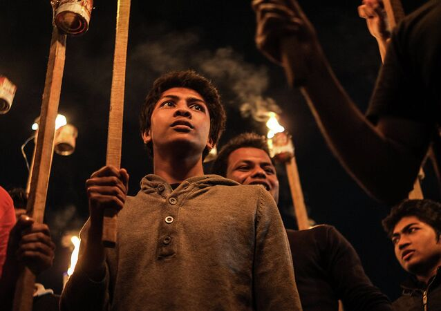 Projonmo Square Uprising: Justice for the Victims of 1971 of Bangladesh