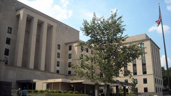 US State department headquarters - Sputnik International
