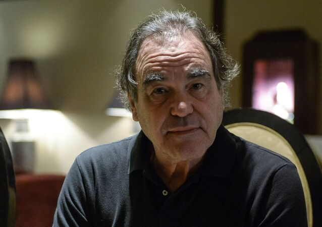 US filmmaker Oliver Stone is currently engaged in production of a documentary about Ukrainian president Viktor Yanukovych