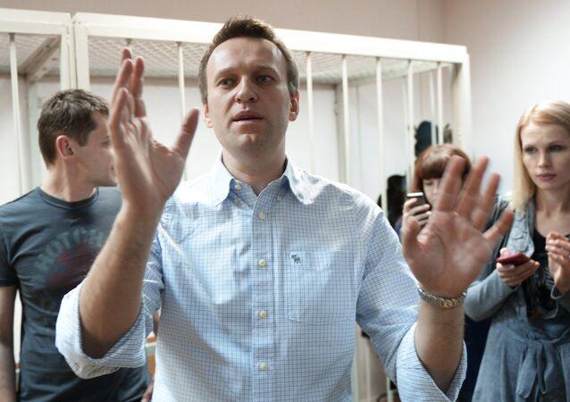 Navalny brothers sentenced at Zamoskvoretsky Court