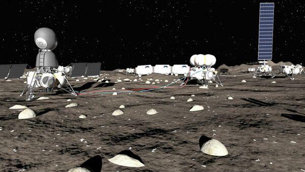 Moon-7 - Sputnik International