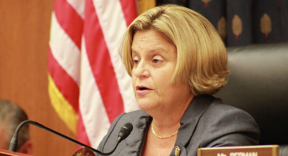 Congresswoman Ileana Ros-Lehtinen of Florida