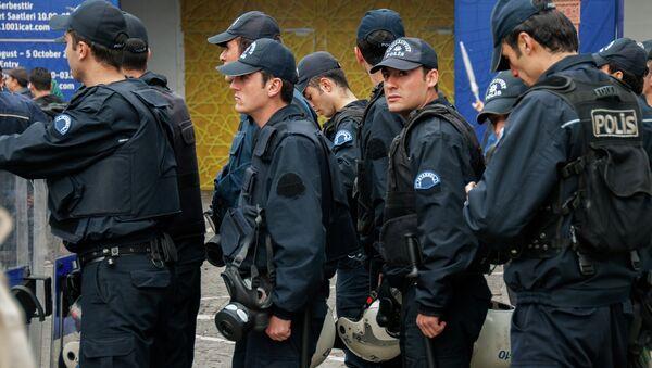 Turkish police - Sputnik International