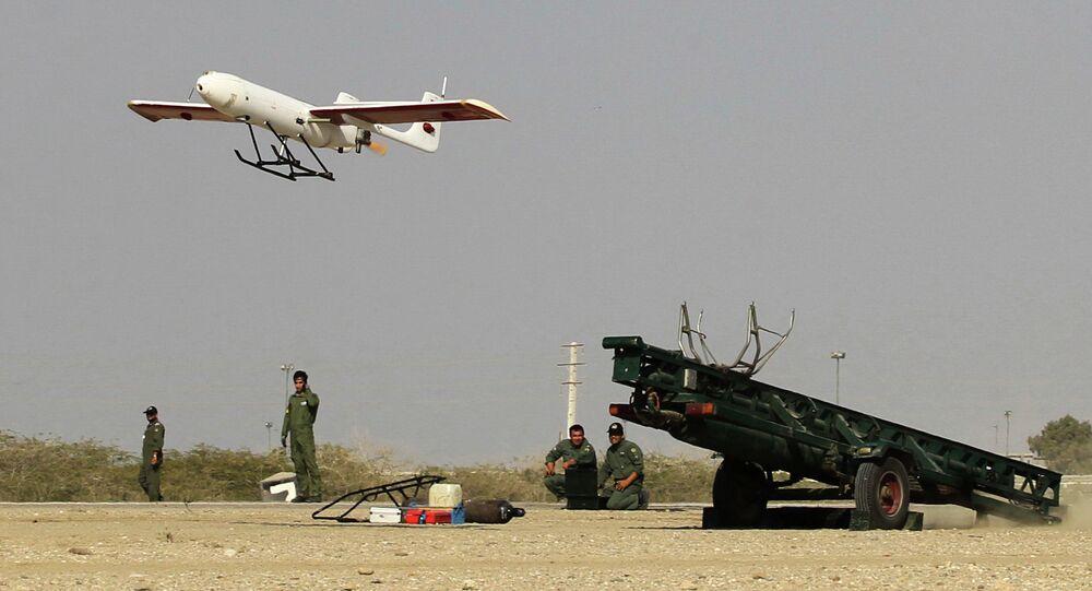 An Iranian made drone