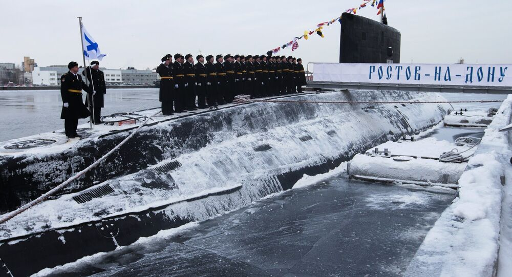 Rostov-on-Don submarine