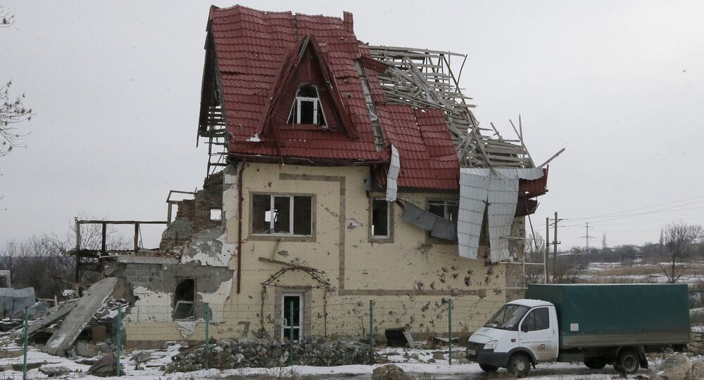 Almost 5,000 people have lost their lives and nearly 10,500 have been wounded in Ukraine since the ceasefire between independence supporters and Kiev-led forces was declared