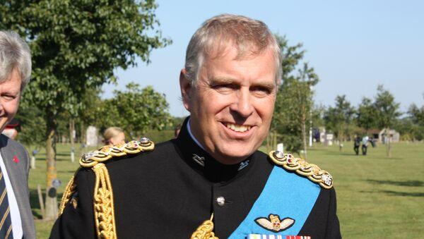 Prince Andrew - Sputnik International
