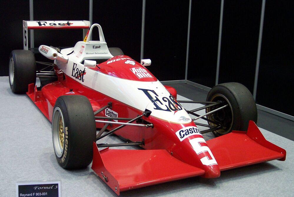 Reynard F 903-001 1990 Michael Schumacher Formula 3