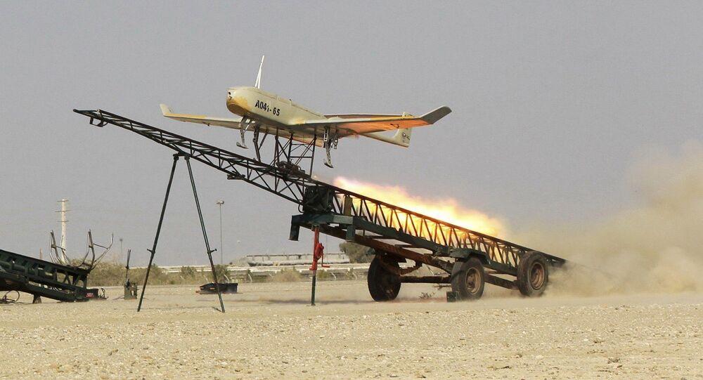 Iranian made drone