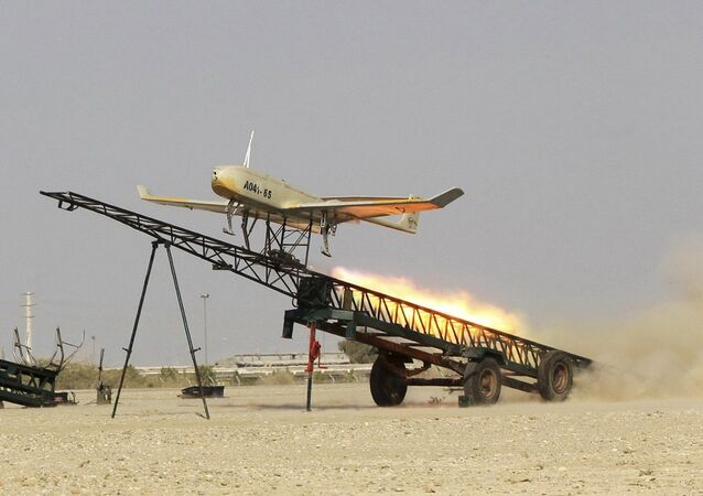 Iranian made drone