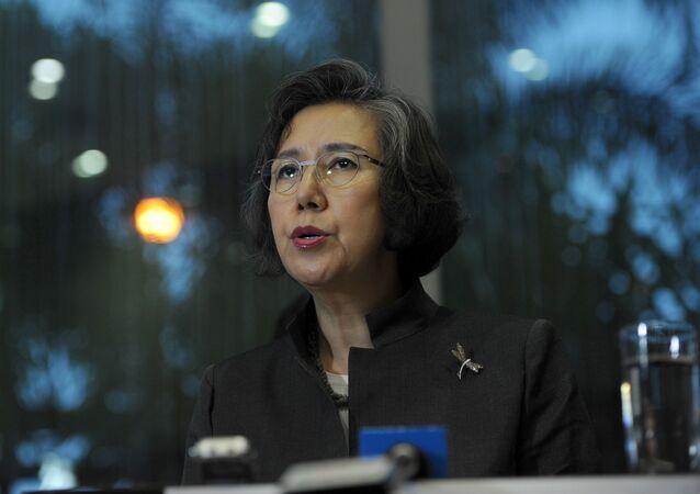 UN Special Rapporteur on Myanmar Yanghee Lee