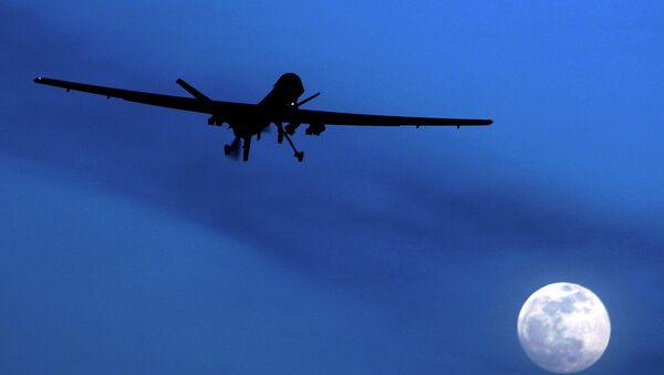 An unmanned US Predator drone - Sputnik International