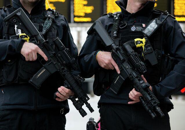 British police