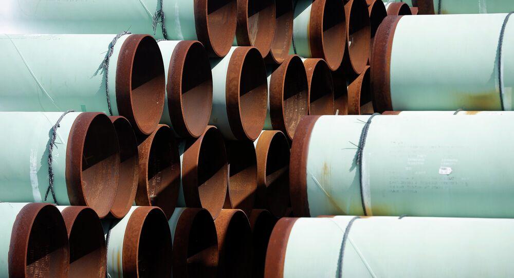 Keystone XL oil pipeline