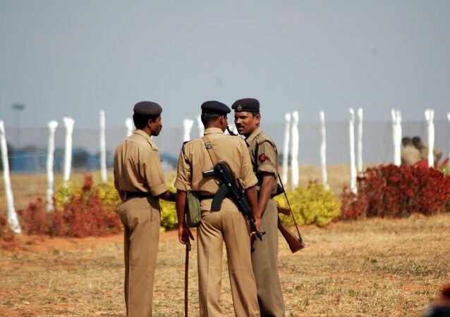 Bangalore police