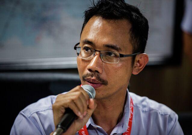 Sunu Widyatmoko CEO of Indonesia AirAsia