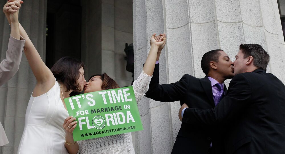 Same-sex marriage in Florida
