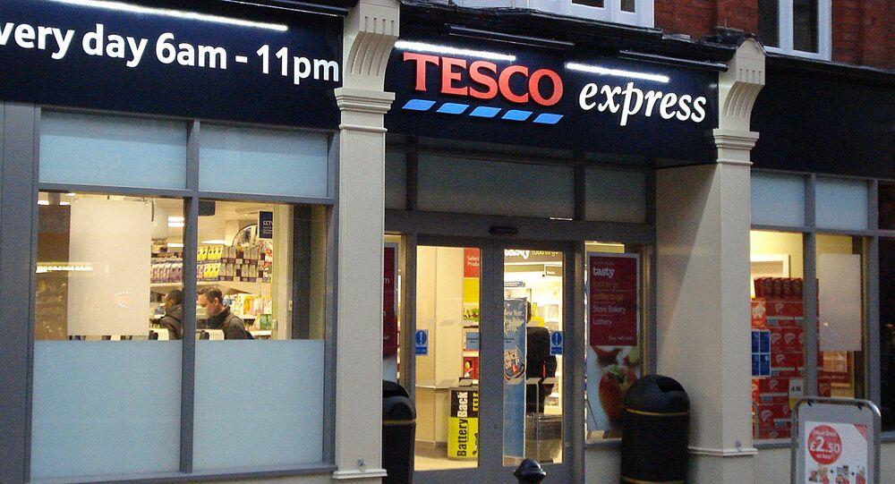 Tesco Express, Croydon, London