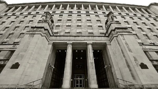 UK Ministry of Defence MOD Main Building - Sputnik International