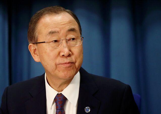 U.N. Secretary-General Ban Ki-moon