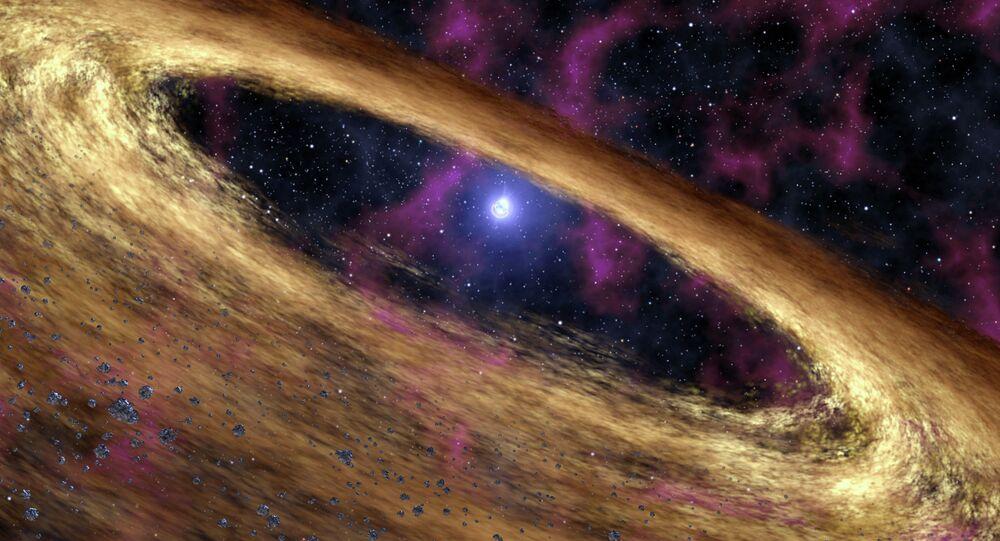 A pulsar