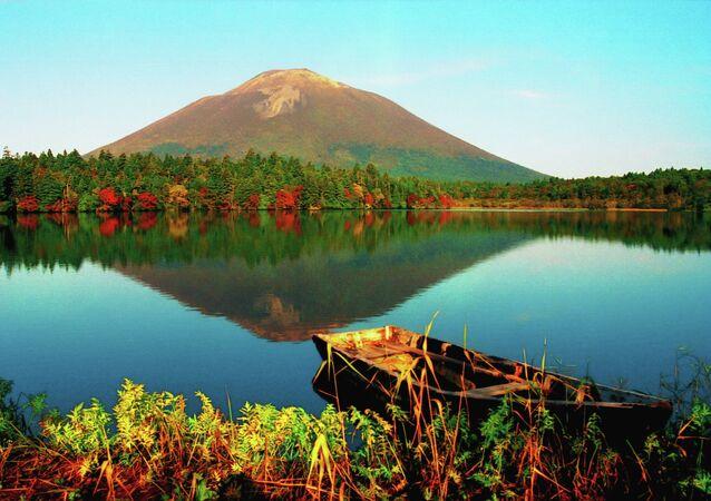 Kurilsky Nature Reserve