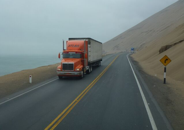 Pan American Highway, Peru