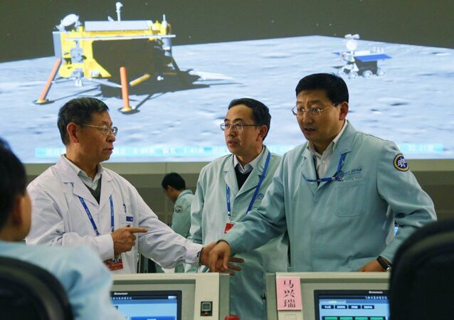 The Chinese Lunar Exploration Program has a three phase design
