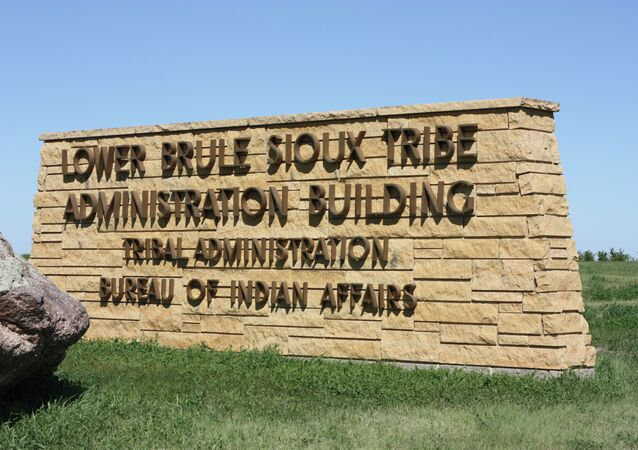 Lower Brule Sioux Reservation