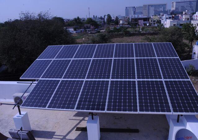 Consul Solar Installation