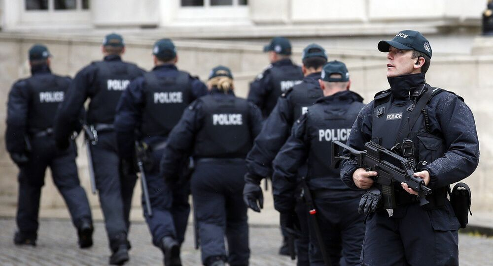 Police of Northern Ireland