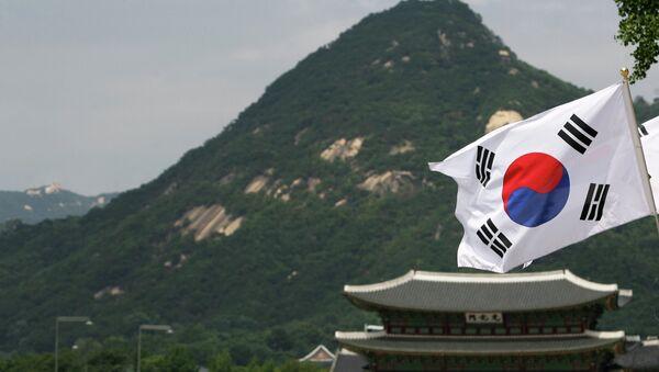 South Korean flag - Sputnik International